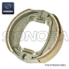 Reliable for China Baotian Scooter Brake Shoe, Baotian Scooter Brake Pads, Qingqi Scooter Brake Shoe Exporter Brake Shoes For YAMAHA MBK Peugeot CPI Keeway 1E40QMA (P/N: ST05020-0001) High Quality supply to Netherlands Supplier