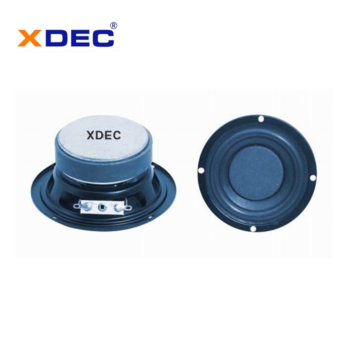 3.5 inch 89mm 6ohm 3wrms bass speaker