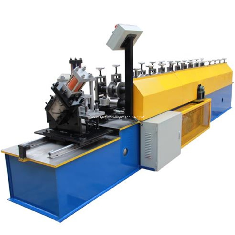 Steel Tee Bar T Profile Roll Forming Machine