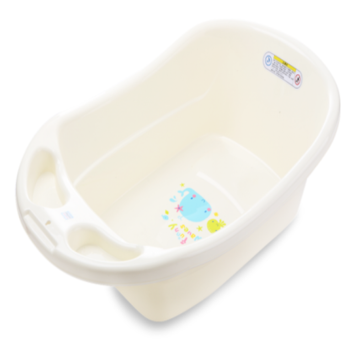 Baby Plastic Bath Tub Cleaning Small Size