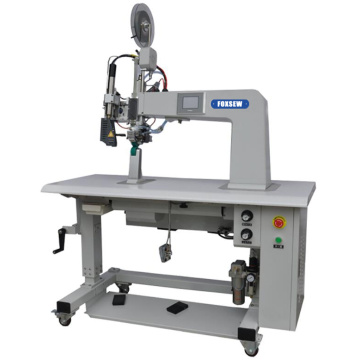 Hot Air Seam Sealing Machine for Luxury Products
