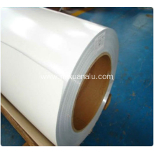 PE/PVDF color coated aluminum strips