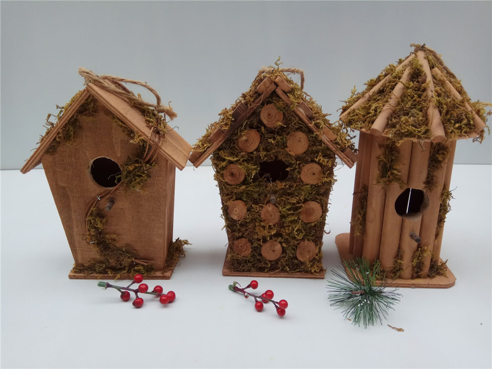 no polluion bird house