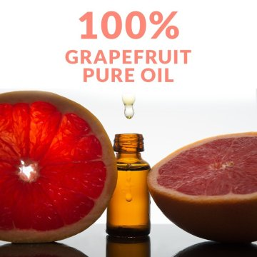100% pure fresh aroma skin care grapefruit oil