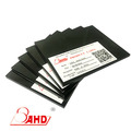 Thickness1mm  ABS Plastic Sheet Black For Machining