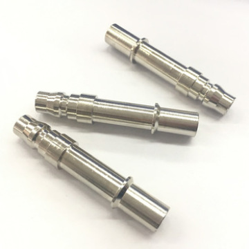 Custom Stainless Steel Glass Connector Shaft
