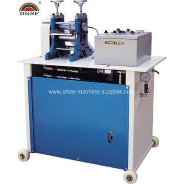 20 Years Factory for Leather Sewing Machine Leather Belt Hydraulic Embossing Machine YF-15 export to India Exporter