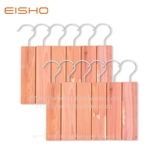 Natural Cedar Hang Up Hangers ECZD-3002-2