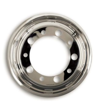 Auto Vehicle Stainless Steel Front Axle Hub Cap