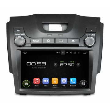 Car Audio Electronics a Chevrolet S10 2013 D-MAX-hoz