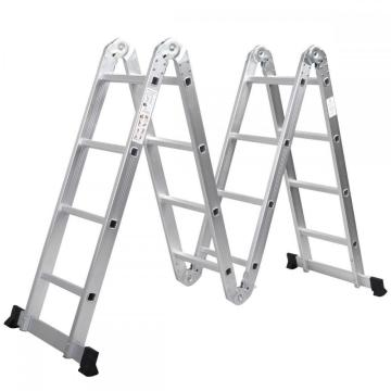 4X5 Steps aluminum multipurpose ladder