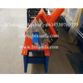 Metal Color Steel Rain Gutter Roll Forming Machine