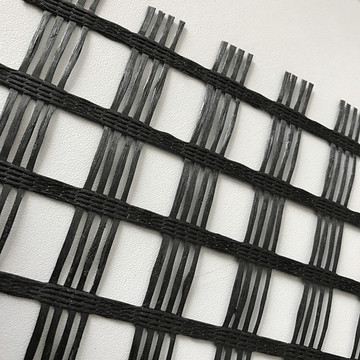 Fiberglass Geogrid in Asphalt Pavements