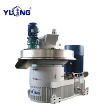 YULONG XGJ560 alfalfa pellet machine for sale