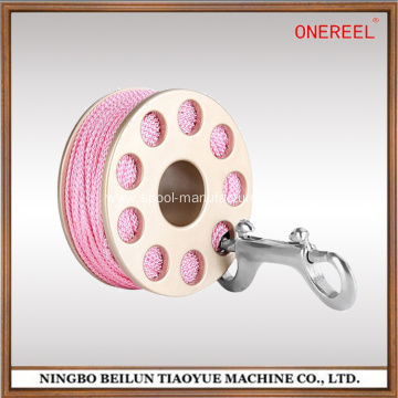Diving Equipment Aluminium Nylon Wire Reel