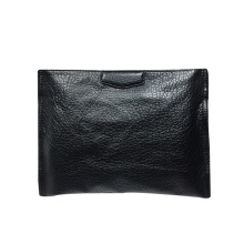 Quality for Leather Clutch Bags Men Women Trend Zip Purse Wristlet Handbag export to Singapore Wholesale