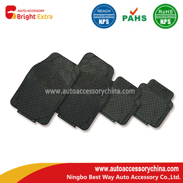 Personlized Products for Colorful PVC Car Floor Mats Rubber Mats Universal for car & Trucks export to Turkey Exporter