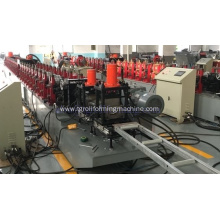 High quality steel door frame machines