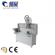 Factory selling for Cnc Lathe Machine CNC Router with Rotary supply to Gibraltar Manufacturers