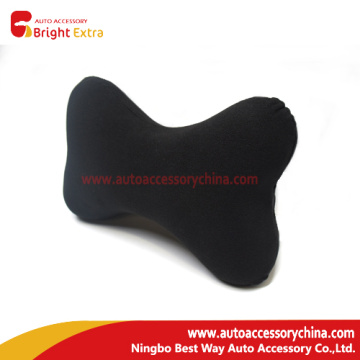 Factory selling for Performance Car Accessories Memory Foam Velour Car Neck Pillow export to Japan Exporter