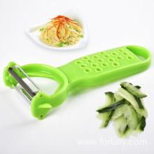 julienne vegetable kiwi peeler with garlic ginger grater