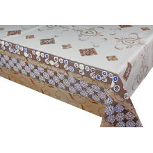 Elegant Tablecloth Factory Coupon with Non woven backing