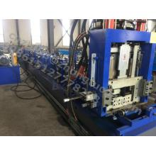 Adjustable CZ purlin roll forming machine