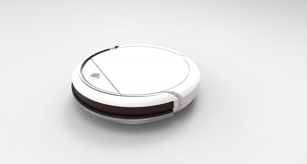 Brushless motor robot vacuum cleaner