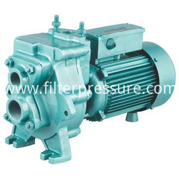 Filter Press Feed Pump3