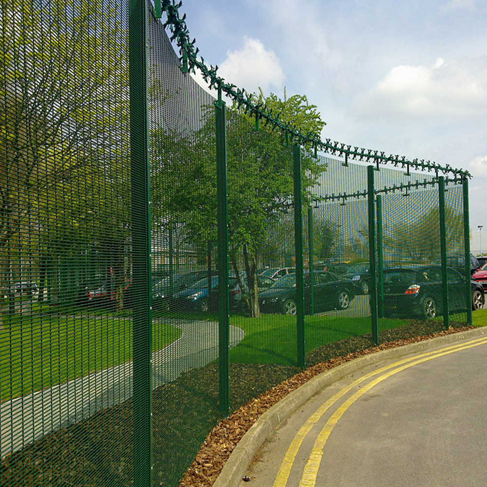 2 5m Weld 358 Anti Climbing Fence China Manufacturer