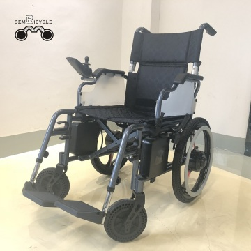 Lightweight Electric Foldable Wheelchair