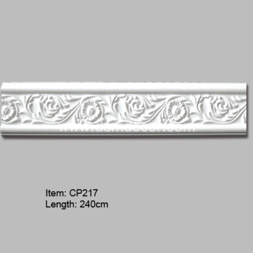 Decorative Flexible Crown Moulding