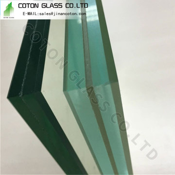 Laminated Glass Shower Doors