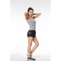 Polyester Tank Tops Sport Fitness Tops For Women