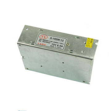 100W 12v 8.3a Switching Power Supply With CE FCC ROHS