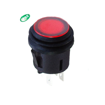 CUL Waterproof PATENT Waterproof Push Button Switch