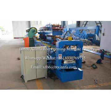 Metal Sheet Roll Forming Machine With Punching