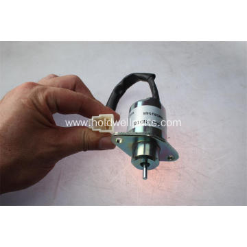 10 Years for Kubota Auto Engine Parts 12V Kubota Fuel Stop Solenoid 17594-60014 supply to Zambia Manufacturer