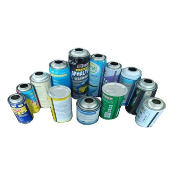 Aerosol Can usage prime quality TINPLATE