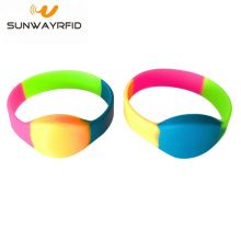 High Quality Personalized RFID Ultralight EV1 Wristbands