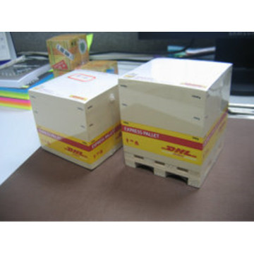 High quality colorful memo cube sticky notes