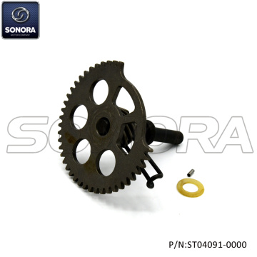 GY6 BT125CC Kick Start Idle Shaft Gear(P/N:ST04091-0000) top quality