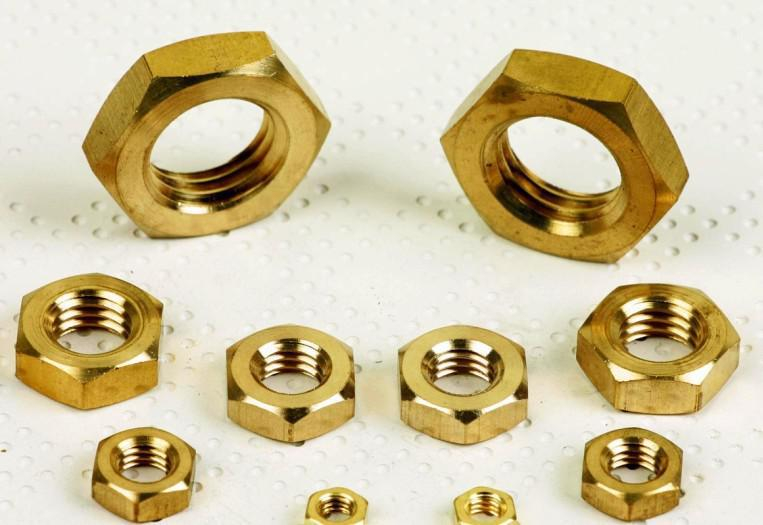 Hight quality brass nut & brass rivet nut