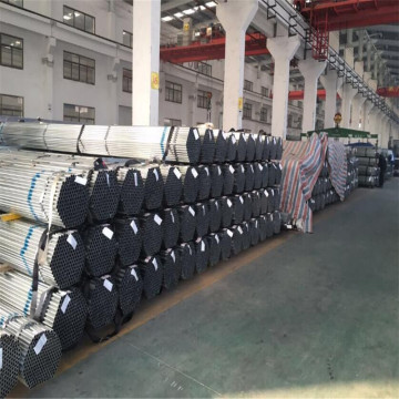 GI Pipe Price Zinc Coating Steel Pipe