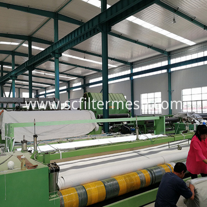 Fiber Glass Geotextile