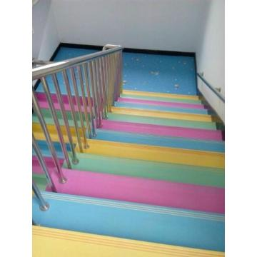 Rubber Anti Slip Stair Nose Treads