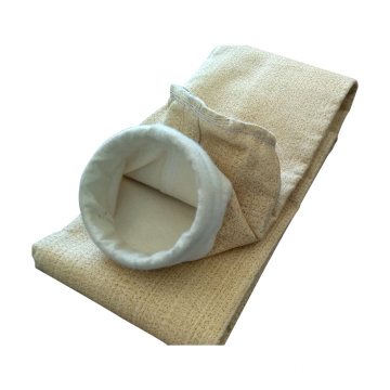 PPS Industrial Nonwoven Needle Punched Air Filter Bag