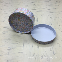 Good Quality for Tin Gift Box,Metal Tin Gift Box,Custom Tin Gift Cans Manufacturers and Suppliers in China Metal round tins with lids supply to France Exporter