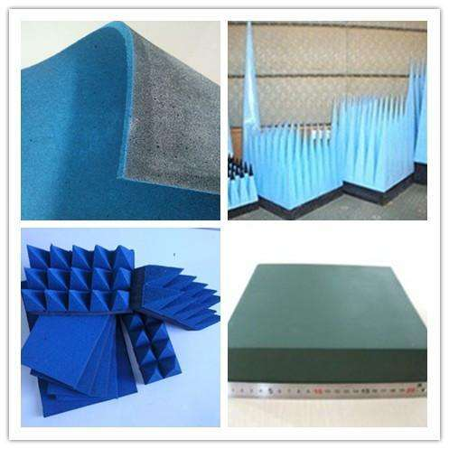 multi layer foam absorber
