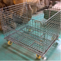 Oxidation Resistance Metal Wire Mesh Storage Containers